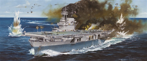 Merit 1:350 65301 USS Yorktown CV-5 Model Ship Kit