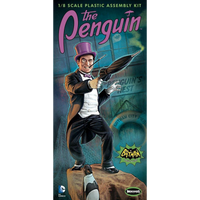 Moebius 1:8 MMK953 Burgess Meredith as Penguin TV series Batman Model Kit