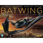 Moebius 1:25 MMK969 Batplane from Batman Vs Superman Model Kit