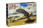 Italeri 1:48 2801 FIAT CR.42 Falco Model Aircraft Kit