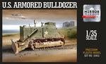 Mirror Models 1:35 35852 US Armoured Bulldozer Model Military Kit