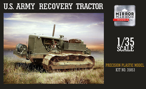 Mirror Models 1:35 35853 US Army Recovery Tractor Model Military Kit