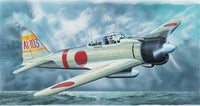 Trumpeter 1:24 02405 A6M2B Model 21 Zero Fighter Model Aircraft Kit