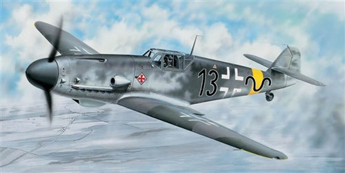 Trumpeter 1:24 02406 Me Bf 109G-2 Model Aircraft Kit