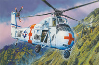 Trumpeter 1:48 02883 CH-34 US Army Rescue Model Aircraft Kit