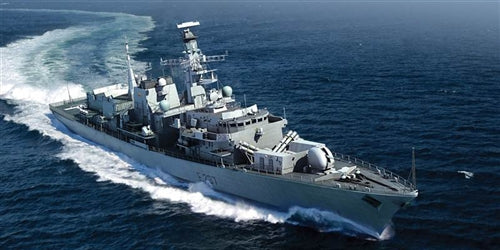 Trumpeter 1:350 04546 HMS Westminster F237 Type 23 Frigate Model Ship Kit