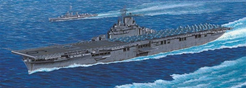Trumpeter 1:350 05602 USS Essex CV-9 Model Ship Kit