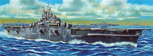 Trumpeter 1:350 05604 USS Franklin CV-13 Model Ship Kit