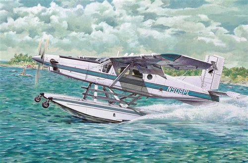 Roden 1:48 445 Pilatus PC-6/B2-H4 Floats Model Aircraft Kit