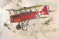 Roden 1:32 607 R.A.F. S.E.5a w/Wolseley Viper Model Aircraft Kit