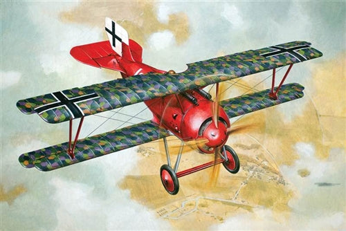 Roden 1:32 610 Siemens-Schuckert D.III Model Aircraft Kit