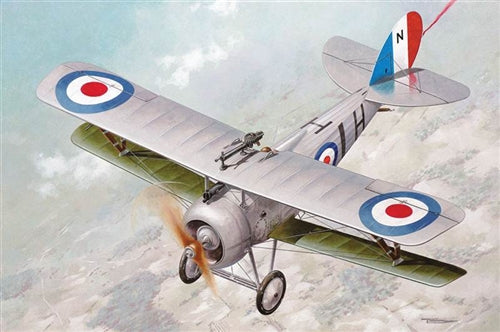 Roden 1:32 630 Nieuport 27 Model Aircraft Kit