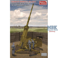 Amusing Hobby 1:35 35a024 8,8cm L/71 Flak41 (w/Bonus) Model Military Kit
