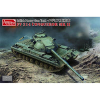 Amusing Hobby 1:35 35a027 FV214 Conqueror Mk.II Model Military Kit
