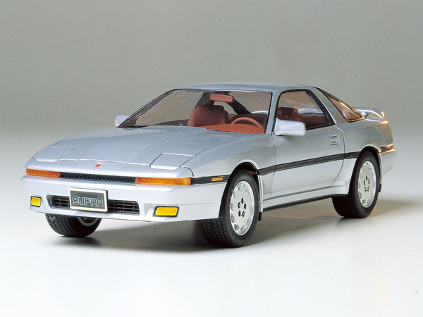 Tamiya 1:24 24062 TOYOTA SUPRA 3.0 GT TURBO Model Car kit