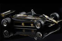 Ebbro 1:20 E019 Team Lotus Type 91 Belgium GP 1982 F1 Model Car Kit