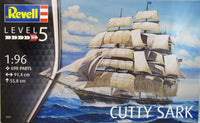 Revell 1:96 05422 Cutty Sark Model Ship Kit