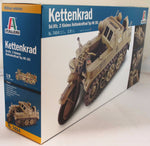Italeri 1:9 7404 Kettenkrad Sd.Kfz.2 Type HK 101 Model Military Kit