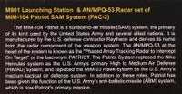 Trumpeter 1:35 01022 M901 Launching Station & AN/MPQ-53 Radar Military Model Kit