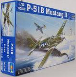 Trumpeter 1:32 02274 P-51B Mustang III Model Aircraft Kit