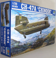 Trumpeter 1:35 05104 CH-47A Chinook Helicopter Model Aircraft Kit