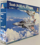Italeri 1:48 2785 Saab JA 37/AJ 37 Viggen Model Aircraft Kit
