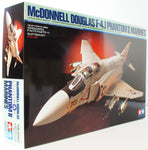 Tamiya 1:32 60308 F-4J Phantom II Marines Model Aircraft Kit
