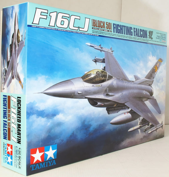 Tamiya 1:32 60315 Lockheed F-16 Cj F.Falcon Model Aircraft Kit