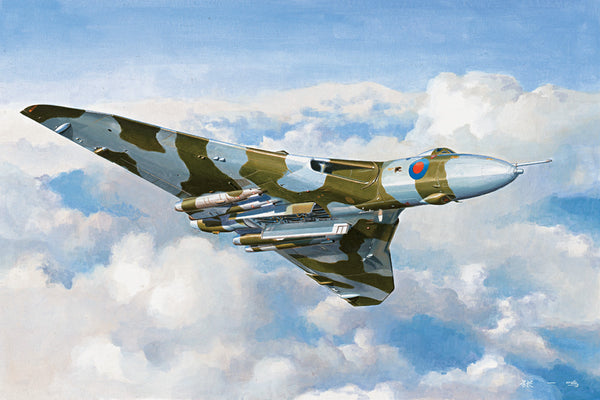 Trumpeter 1:144 03931 Avro Vulcan B Mk 2 Aircraft Model Kit