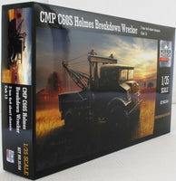 Mirror Models 1:35 35164 CMP C60S Holmes B/down 3tn 4x4 chas Cab13 Model Military Kit