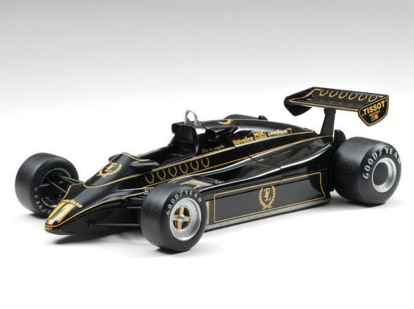 Ebbro 1:20 E012 Team Lotus Type 91 British GP 1982 F1 Model Car Kit