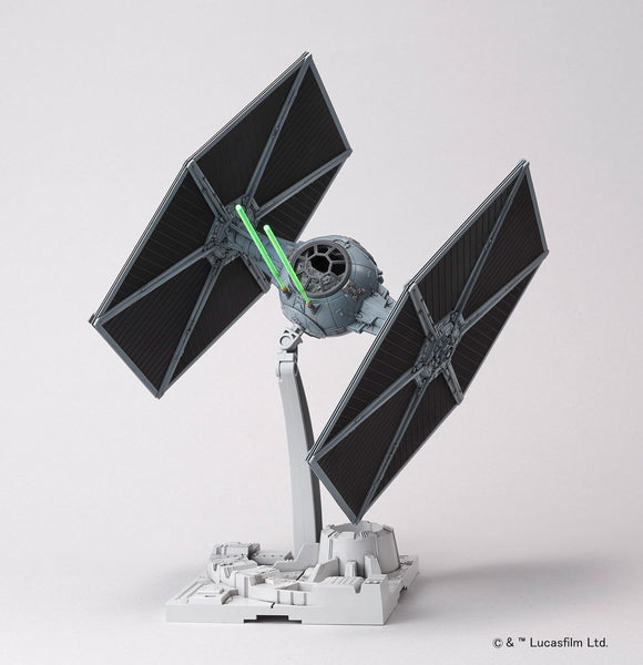 Bandai 1:72 01201 TIE Fighter Star Wars Model kit