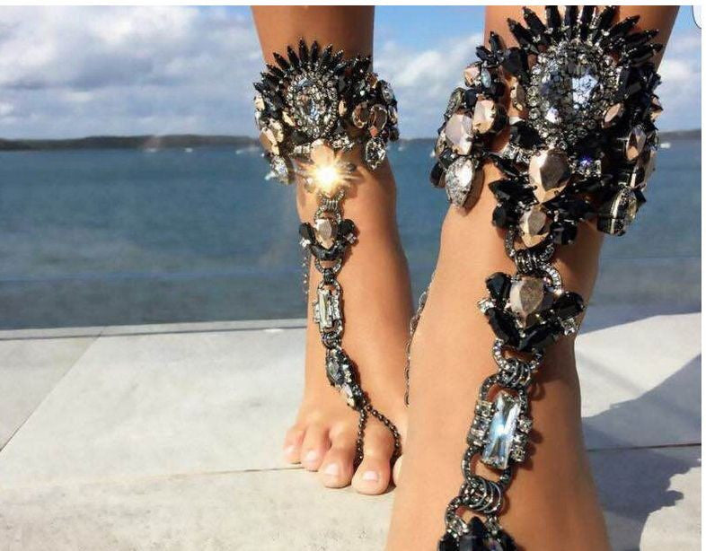 The Revel Anklet