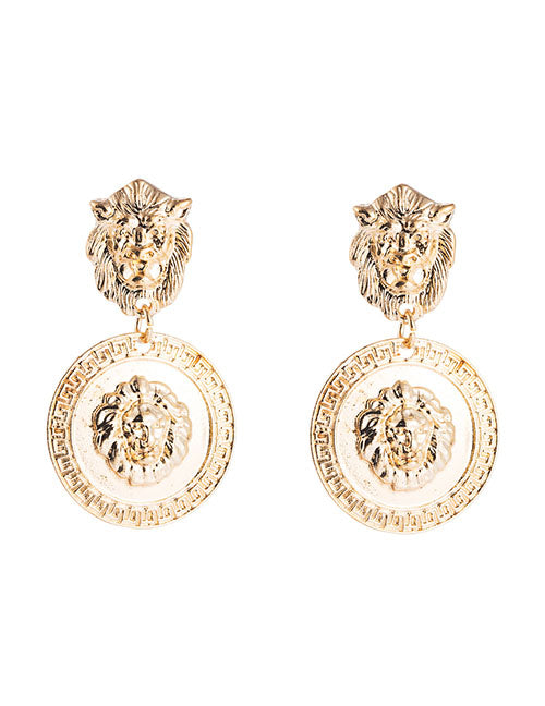 Lioness Earrings