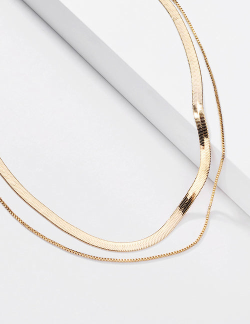 Christina Gold Choker