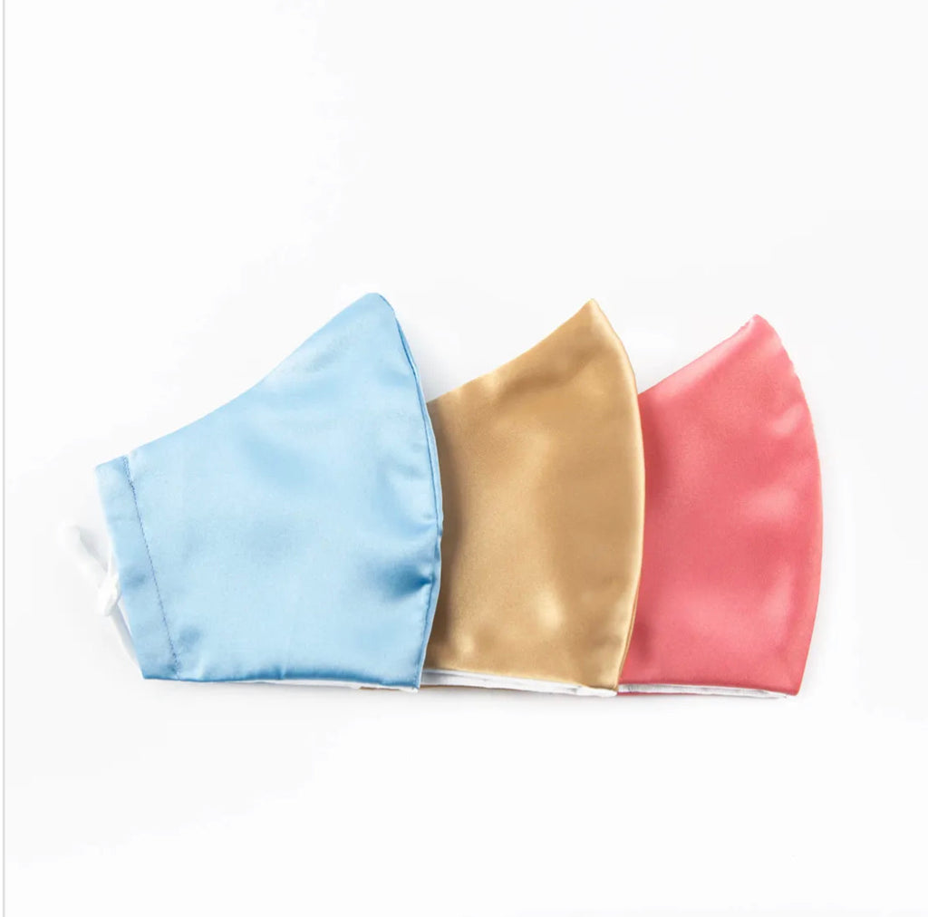 Satin Face Masks