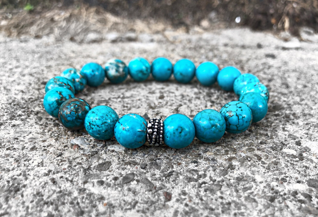Bradley Beaded Men's Bracelet