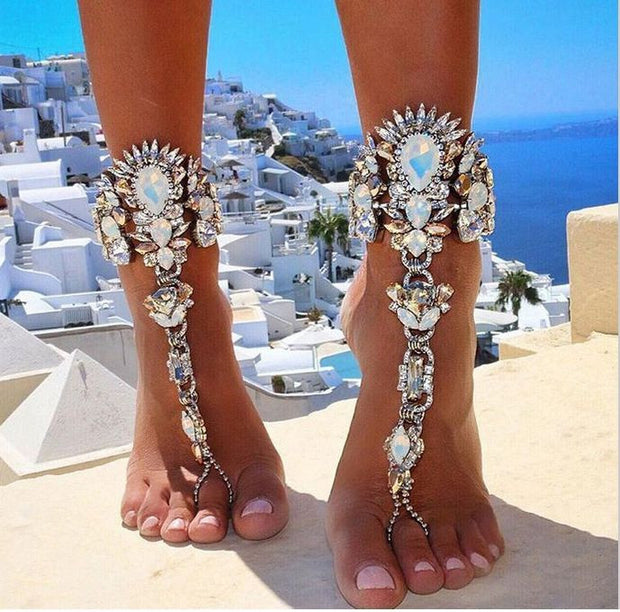 The Diamond Anklet