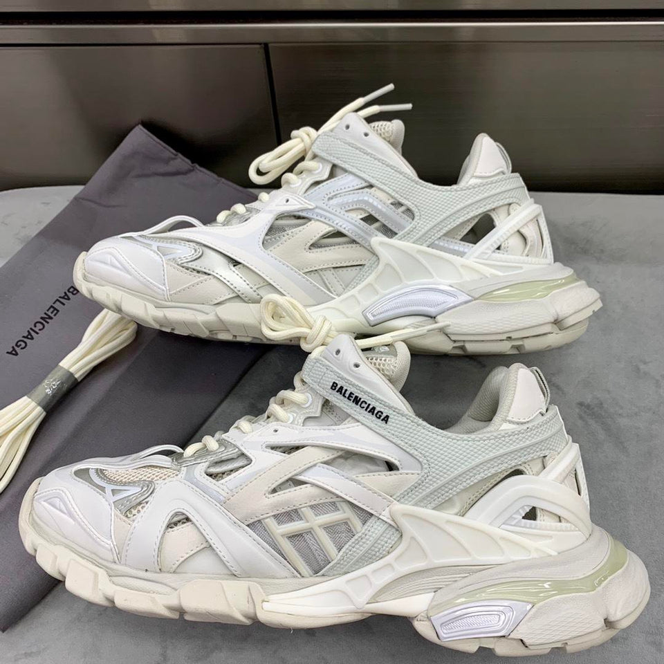 balenciaga track low top trainers