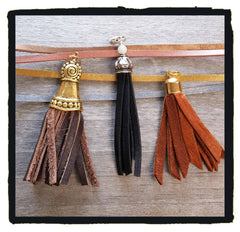 Making Tassels Workshop