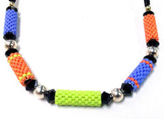02/20 Peyote Stitch Tube Bead Class