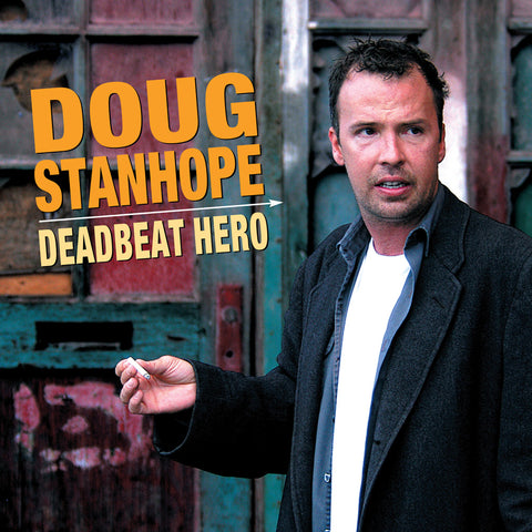 Doug Stanhope - Deadbeat Hero (CD&DVD)