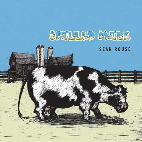 Sean Rouse - Spilled Milk (CD)