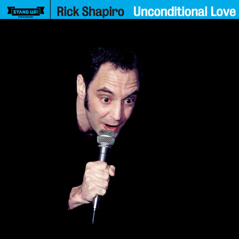 Rick Shapiro - Unconditional Love (CD)
