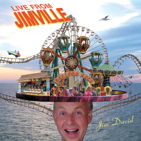 Jim David - Live From Jimville (download)