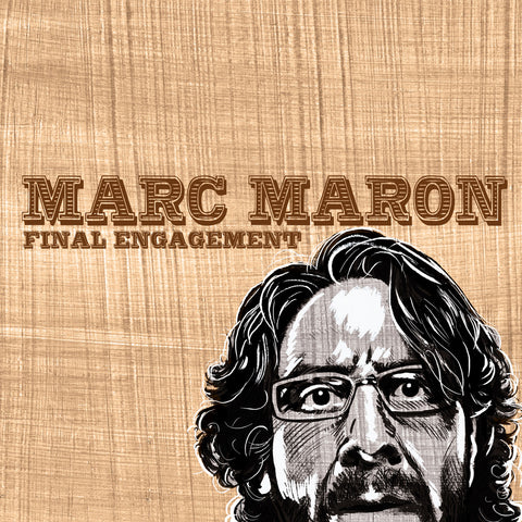 Marc Maron - Final Engagement (double CD)
