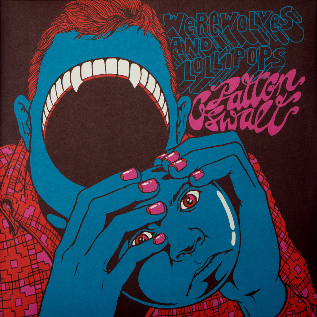 Patton Oswalt - Werewolves and Lollipops (black vinyl & DVD)