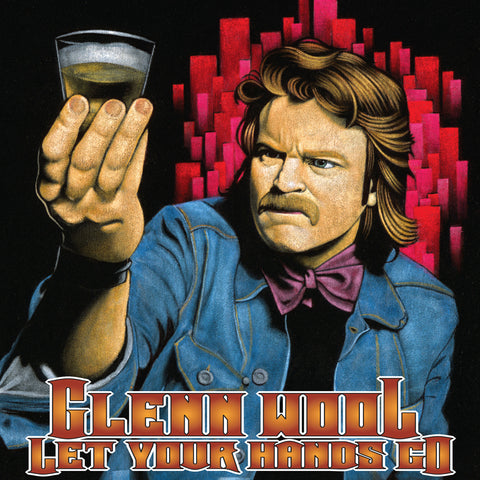Glenn Wool - Let Your Hands Go (CD&DVD)