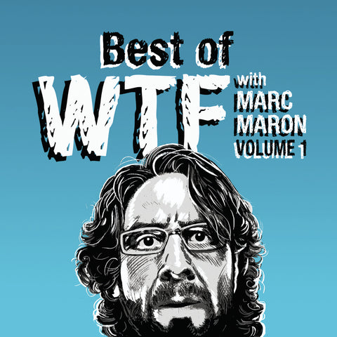 Marc Maron - Best of WTF with Marc Maron Volume 1 (CD)