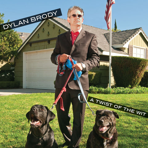 Dylan Brody - A Twist of the Wit (CD)